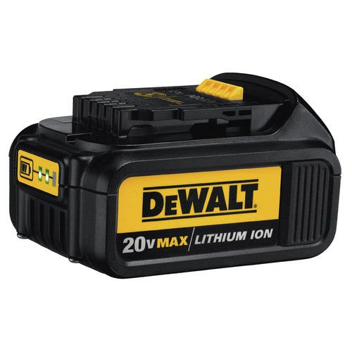 Dewalt DCB200C 20V MAX Li-ION Battery and Charger by DEWALT