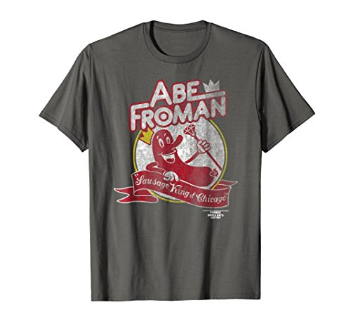 Mens Ferris Bueller Abe Froman T-shirt