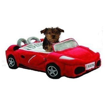 Ferrari Furarri Red Car Dog Bed Pet Beds