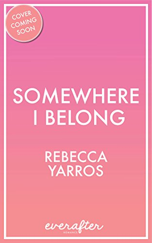 Somewhere I Belong (Legacy Series)