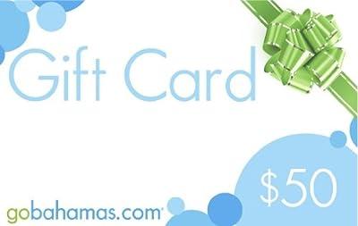 GoBahamas Gift Card