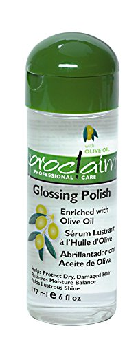 Olive Glossing - 1