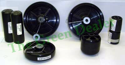 John Deere 60-inch Deck Gauge Wheel Set