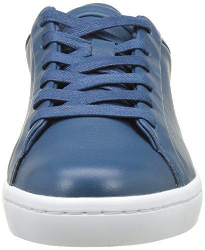Lacoste Mujer Blu Caw 1 para Bajos BLU Straightset 117 Dk Azul Dk rwxraP