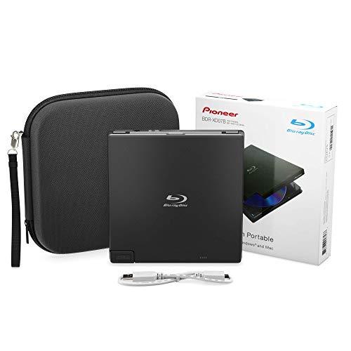 Pioneer BDR-XD05B Blu-Ray Player