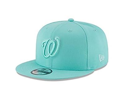 New Era Washington Nationals Tonal Pastel KOOL MINT 9Fifty Snapback MLB Adjustable Hat by New Era