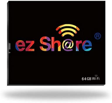 Amazon.com: EZ Compartir Wireless WiFi Compact Flash CF ...