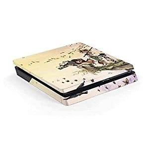 Skinit Decal Gaming Skin Compatible with PS4 Slim – Officially Licensed Tate and Co. Where The Wind Takes You Design