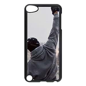 Custom Cover Case YU-TH34880 for Ipod Touch 5 w/ Rocky by Yu-TiHu(R)