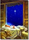 Cheap Baby Jesus – 28″ x 40″ Toland Art Banner