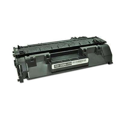 tonerboss hpce505 a REMANUFACTURADO HP CE505 A - Cartucho de tóner ...