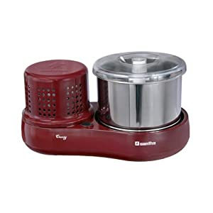 Cherry Table Top Grinder - Wet Grinder -2l,motor - 1/5 Hp 150 Watt 230v/50hz