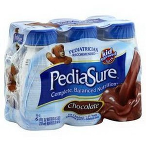 PediaSure Chocolate Institutional 8 oz. Bottle