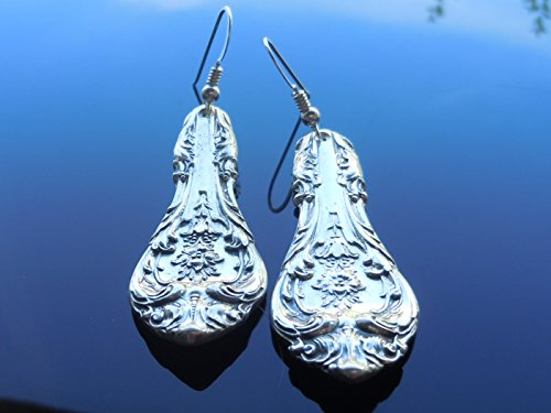 King Gorham Edward Sterling (Gorham King Edward 1936 Earrings Sterling)