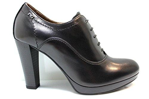 Nero Giardini - Botas de Piel para mujer negro