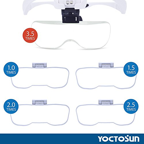 Yoctosun-Head-Mount-Magnifier-With-2-Led-Professional-Jewelers-Loupe-Light-Bracket-And-Headband-Are-Interchangeable