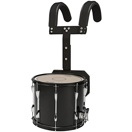 Sound Percussion Labs Marching Snare Drum 14X12 Black