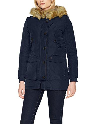 LTB Zoheke Coat, Chaqueta para Mujer Azul (Navy 301)