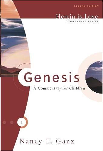 Herein Is Love, Vol. 1: Genesis: Nancy Ganz: 9780982438701: Amazon.com: Books
