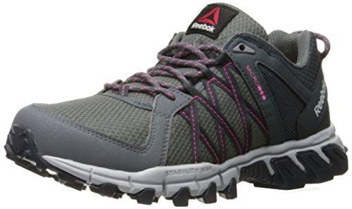 Reebok Womens Trailgrip RS 5.0 Running Shoe Alloy/Nctrnl Grey/Cld Gry yuLNtfhY
