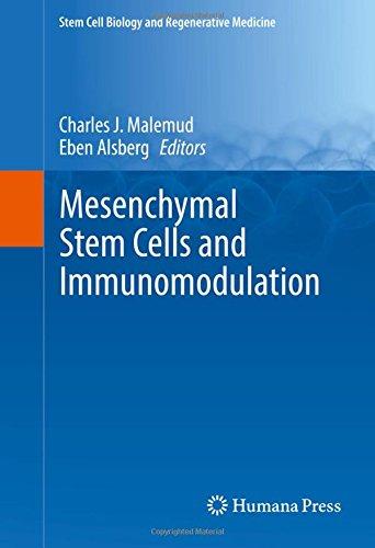 Mesenchymal Stem Cells and Immunomodulation (Stem Cell Biology and Regenerative Medicine)