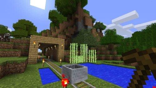 Minecraft Playstation Edition Amazonde Games - Amazon pc spiele minecraft