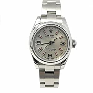 Rolex Oyser Perpetual swiss-automatic womens Watch 176200 (Certified Pre-owned)