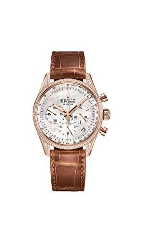 Zenith El Primero Automatic Chronograph Ladies Watch 22.2151.400/81.C709