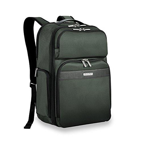 Briggs & Riley Transcend Cargo Backpack, Rainforest ()