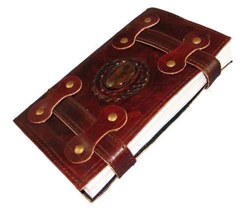 Antique Leather Journal Polished Parchment product image