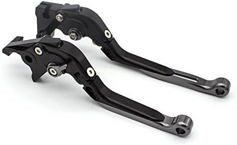GSXR1000 2009-2019 GSXR1000 2005-2006 Motorrad Einstellbare Bremskupplungshebel f/ür Suzuki GSXR600 GSXR750 2006-2019 GSX-S1000//F//ABS 2015-2019