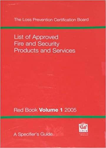 Red Book Volume 1 2005: The Loss Prevention Certification Board ...