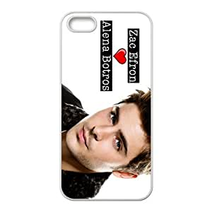Zac Efron Cell Phone Case for Iphone 5s