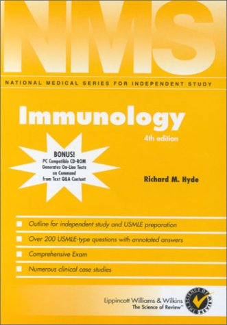 NMS Immunology (National Medical Series for Independent Study)