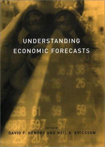 Understanding Economic Forecasts (The MIT Press)