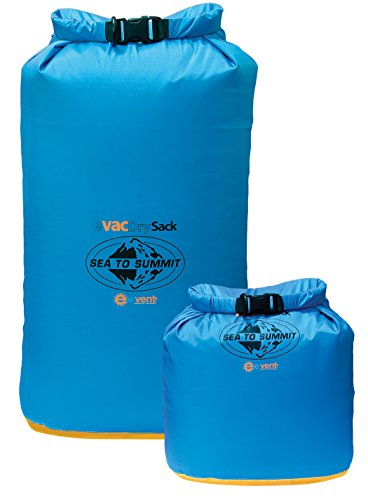 Sea to Summit eVAC Dry Sack,Blue,8-Liter - Sea Sack