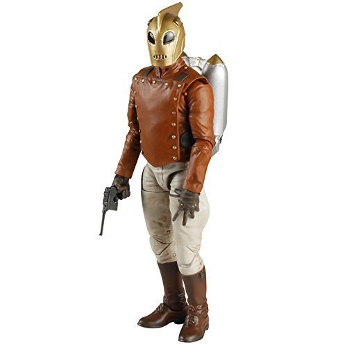 Legacy Collection Rocketeer Series 1 Rocketeer 6 inches plastic painted action figure