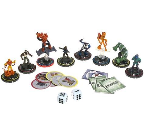 Marvel HeroClix Infinity Challenge Starter Set: Amazon.es: Juguetes y juegos