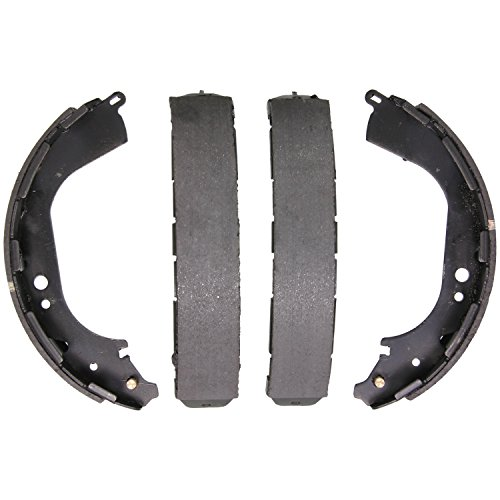 Wagner Z631 Brake Shoe Set, Rear
