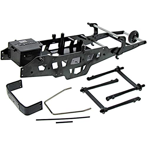 Kyosho Bar Roll (Kyosho Mad Crusher GP Chassis Side & Under PLATESBumper Wheelie Roll Bar Box)