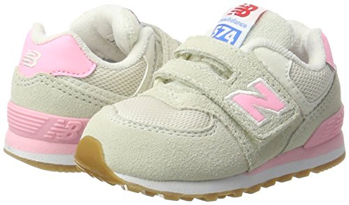 Balance Velcro Sneakers Bambini New Rosa fuschia Unisex 574 – vRAnB