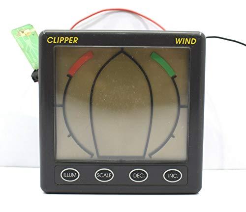 (Nasa Marine Clipper V2 Wind Directional Speed Indicator Display of Marine Ship)