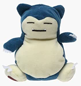 5in Snorlax Plush - Pokemon Plush Toys