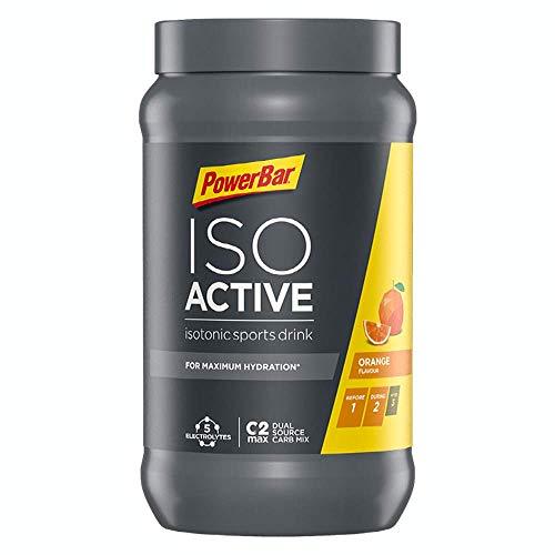 PowerBar Isoactive Orange 1320g - Bebida Deportiva Isotónica - 5 Electrolitos + C2MAX a buen precio