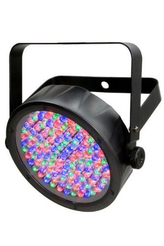 CHAUVET DJ SlimPAR 56 LED PAR Can Wash Light w/Built-In and Sound Activated (Par 56 Light)