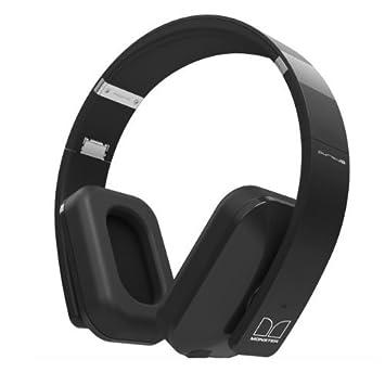 Nokia BH-940 Purity Pro - Auriculares supraurales inalámbricos o con cable, color negro