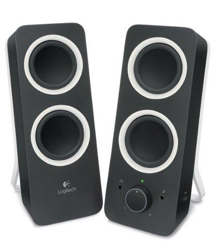 logitech multimedia speakers z200 review