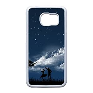 Fantasy Phone Case Perfectly Fit To Samsung Galaxy S6 Edge - IMAGES COVERS Designed