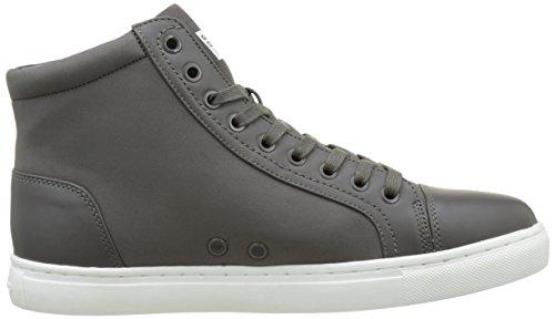 G-Star Raw Mens Toublo Mid Fashion Sneaker Gs Grey Cp5Kg