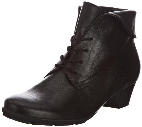 Shoes Gabor Schwarz Boots femme Gabor Noir qaOdAq